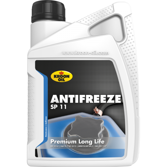 Antifreeze Sp 11 Productinformatie Kroon Oil