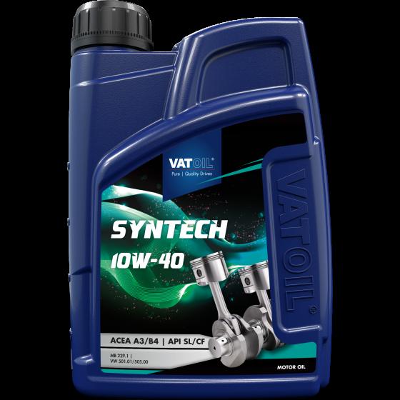 1 L bottle VatOil SynTech 10W-40