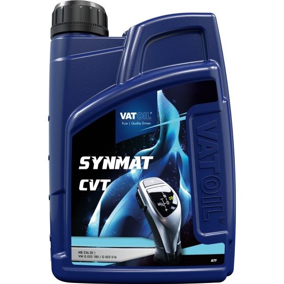 1 L bottle VatOil SynMat CVT