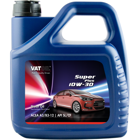 4 L can VatOil Super Plus 10W-30