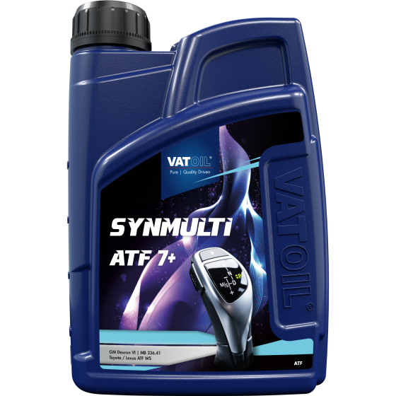 1 L bottle VatOill SynMulti ATF 7+