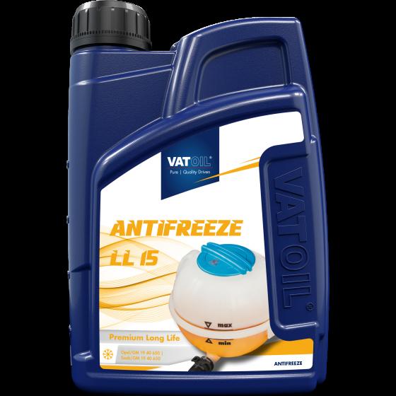 1 L bottle VatOil Antifreeze LL 15