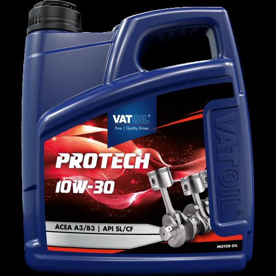 4 L can VatOil ProTech 10W-30