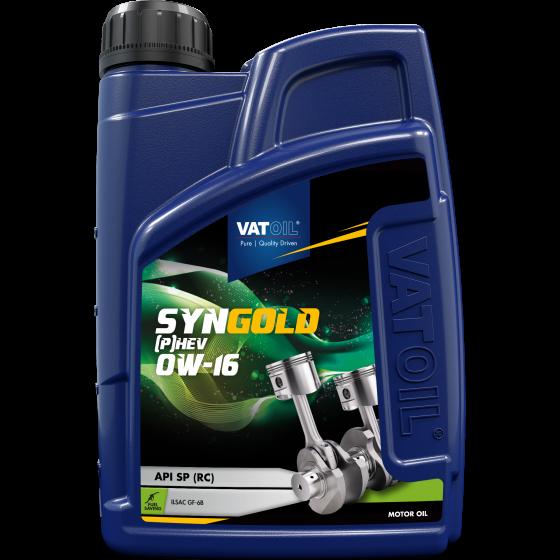 1 L bottle VatOil SynGold (P)HEV 0W-16