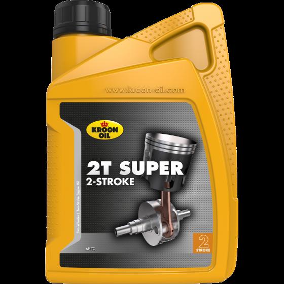 1 L bottle Kroon-Oil 2T Super