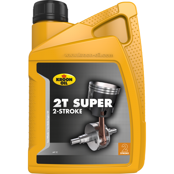1 L flacon Kroon-Oil 2T Super