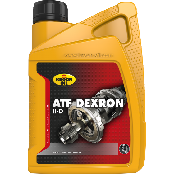1 L flacon Kroon-Oil ATF Dexron II-D