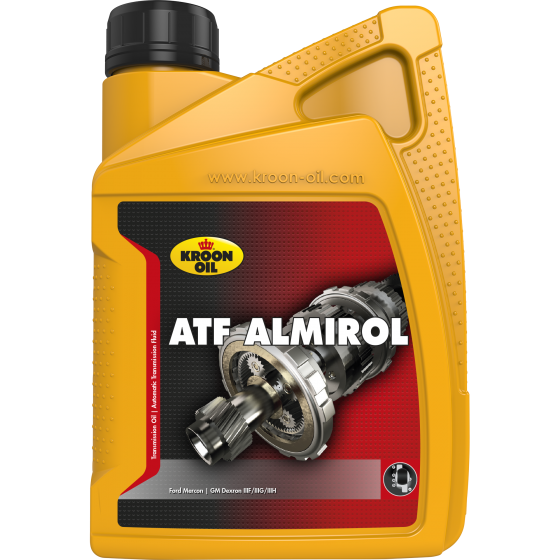 1 L bottle Kroon-Oil ATF Almirol
