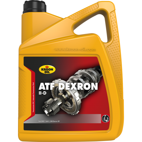 5 L can Kroon-Oil ATF Dexron II-D