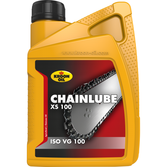 1 L bottle Kroon-Oil Chainlube XS 100