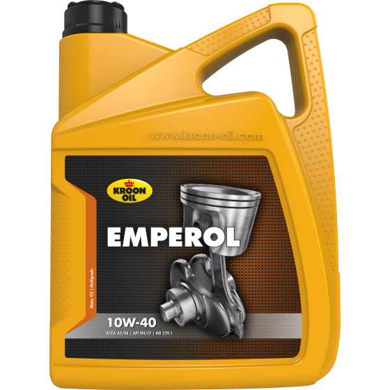 5 L can Kroon-Oil Emperol 10W-40