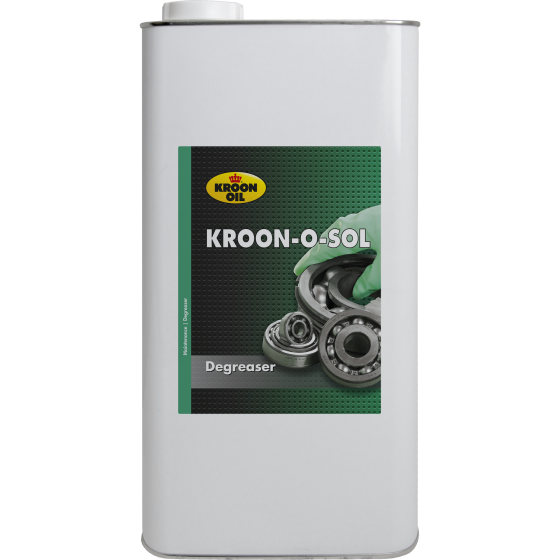 5 L tin Kroon-Oil Kroon-O-Sol Degreaser
