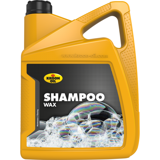 5 L can Kroon-Oil Shampoo Wax