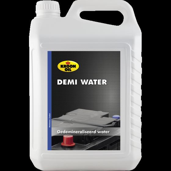 5 L can Kroon-Oil Demi Water