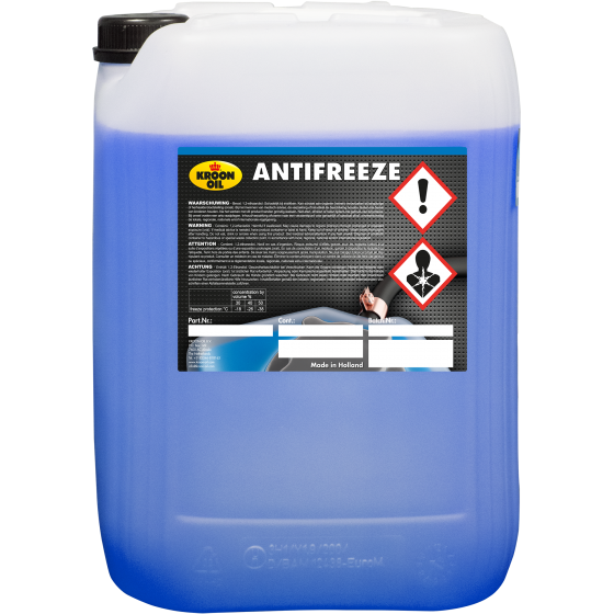 20 L can Kroon-Oil Antifreeze