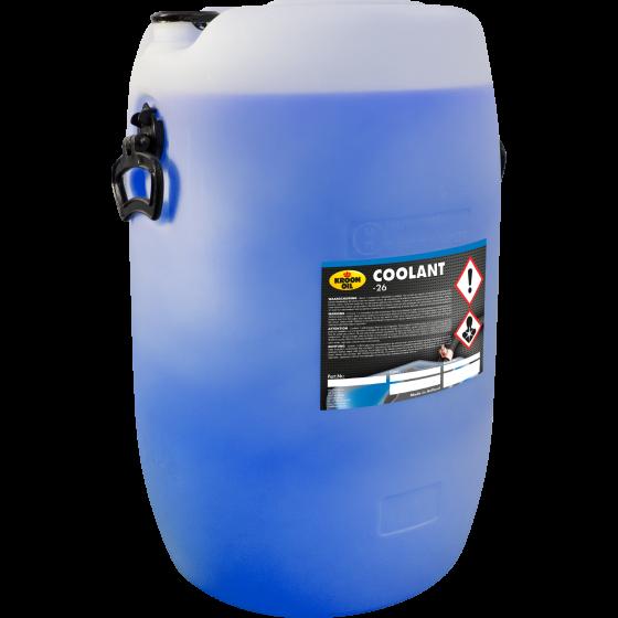 60 L drum Kroon-Oil Coolant -26