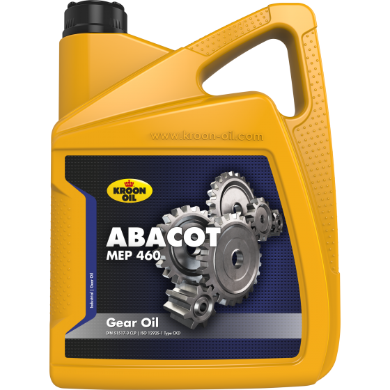 5 L can Kroon-Oil Abacot MEP 460