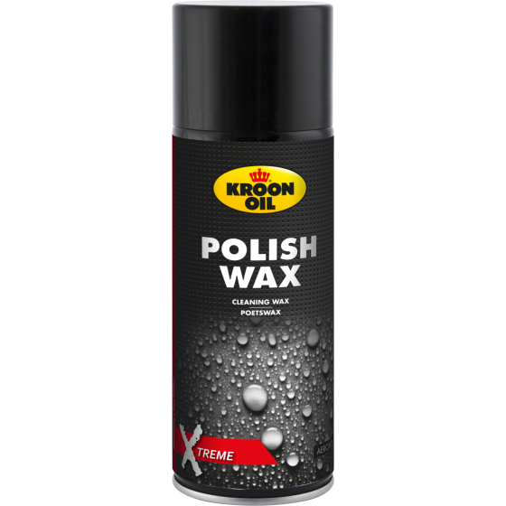 400 ml aerosol Kroon-Oil Polish Wax