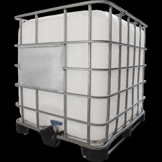 999 L IBC Kroon-Oil Demineralized water