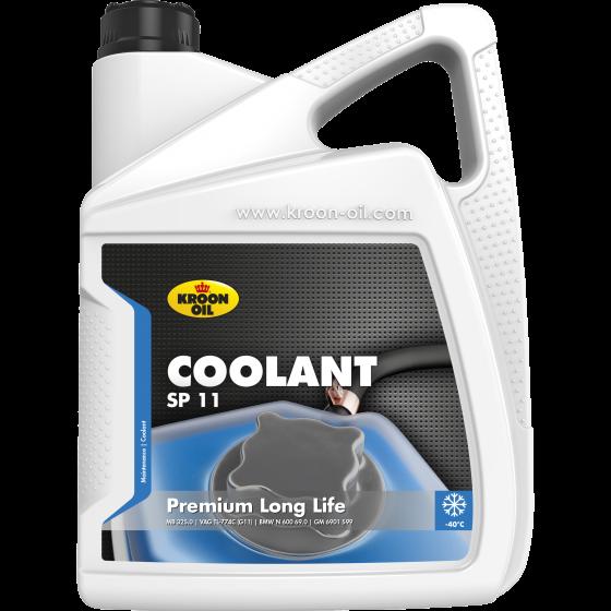 5 L can Kroon-Oil Coolant SP 11