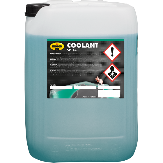 20 L can Kroon-Oil Coolant SP 14