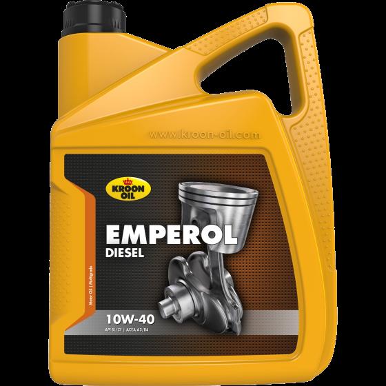 5 L can Kroon-Oil Emperol Diesel 10W-40