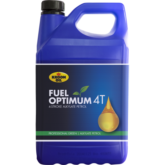 5 L can Kroon-Oil Fuel Optimum 4T
