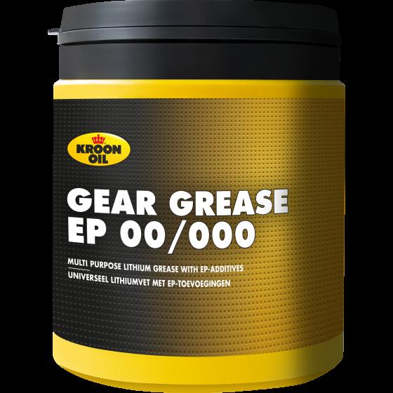 Pot de 600 g Kroon-Oil Gear Grease EP 00/000