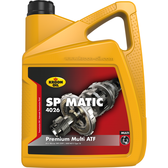 5 L can Kroon-Oil SP Matic 4026