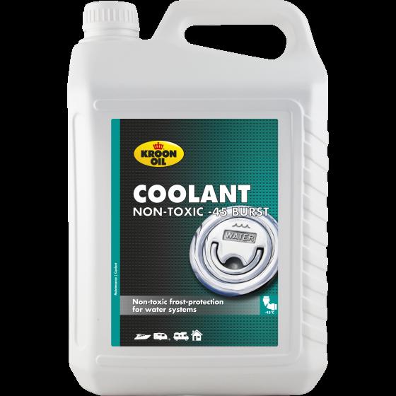 5 L can Kroon-Oil Coolant Non-Toxic -45 Burst