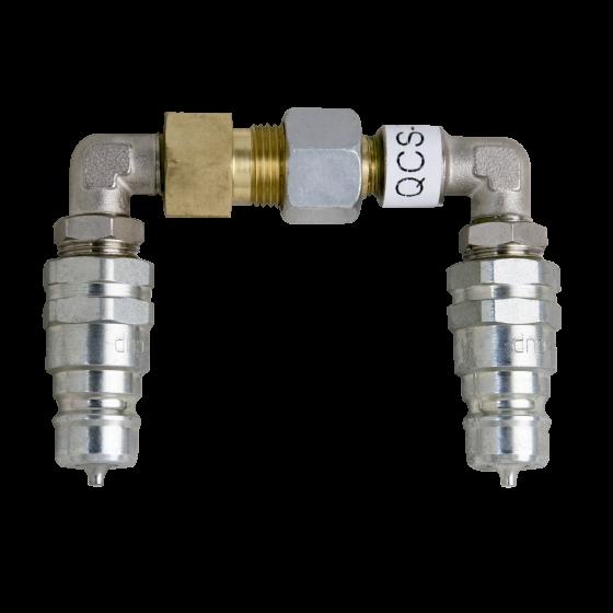 QCS-70005   MB M15 male-female