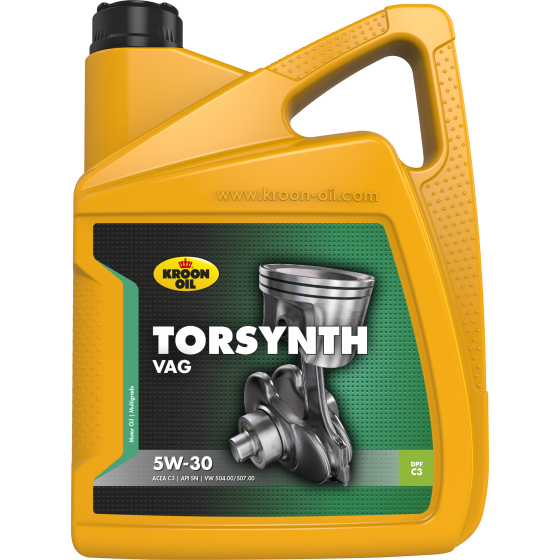 5 L can Kroon-Oil Torsynth VAG 5W-30