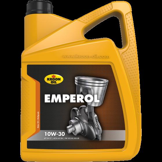5 L can Kroon-Oil Emperol 10W-30