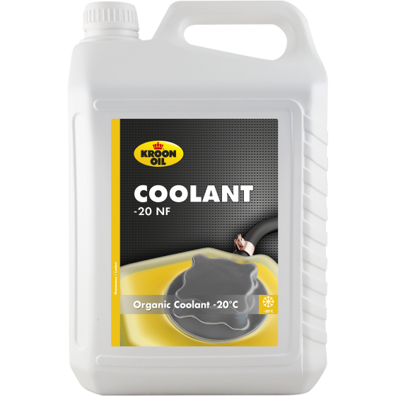 5 L can Kroon-Oil Coolant -20 NF
