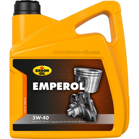 4 L can Kroon-Oil Emperol 5W-40