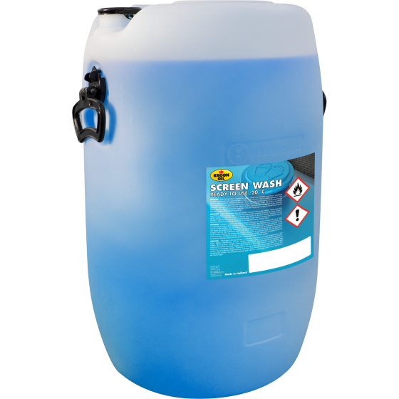 60 L drum Kroon-Oil Screen Wash -20