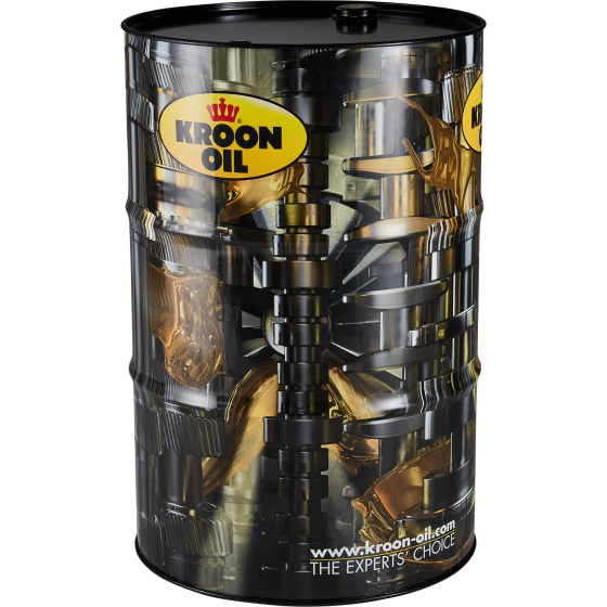 208 L vat Kroon-Oil Agridiesel CRD+ 15W-40