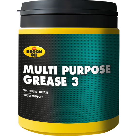 600 g pot Kroon-Oil Multi Purpose Grease 3