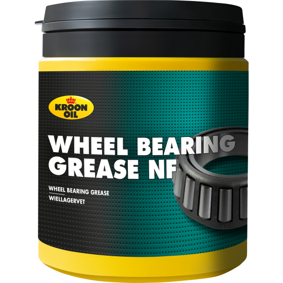 600 g pot Kroon-Oil Wheelbearing Grease NF