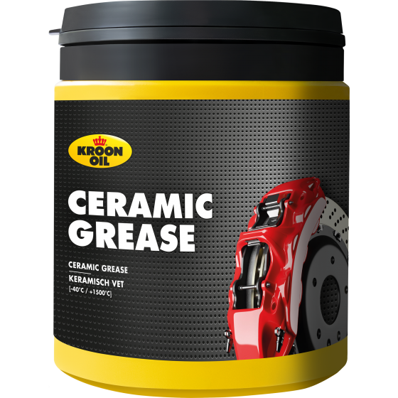 600 g pot Kroon-Oil Ceramic Grease