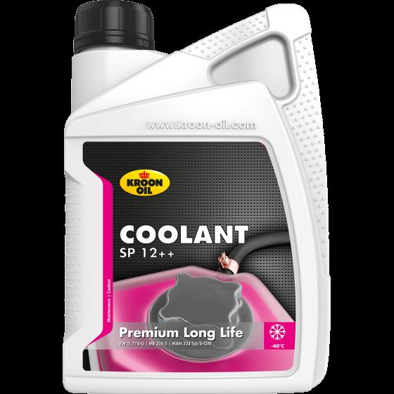1 L bottle Kroon-Oil Coolant SP 12++