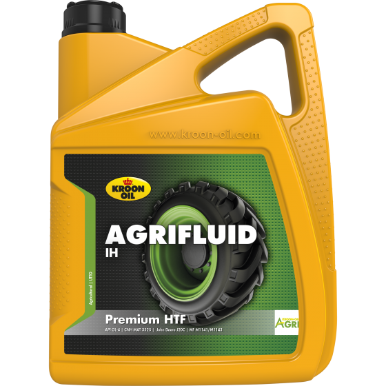 5 L can Kroon-Oil Agrifluid IH