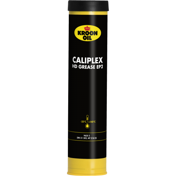 400 g patroon Kroon-Oil Caliplex HD Grease EP2
