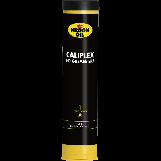 400 g cartridge Kroon-Oil Caliplex HD Grease EP2