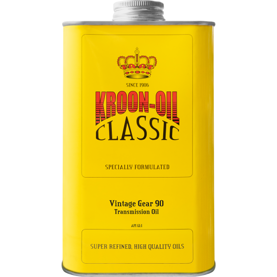 1 L tin Kroon-Oil Vintage Gear 90