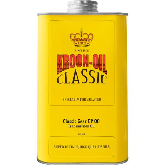 1 L tin Kroon-Oil Classic Gear EP 80