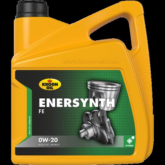 4 L can Kroon-Oil Enersynth FE 0W-20