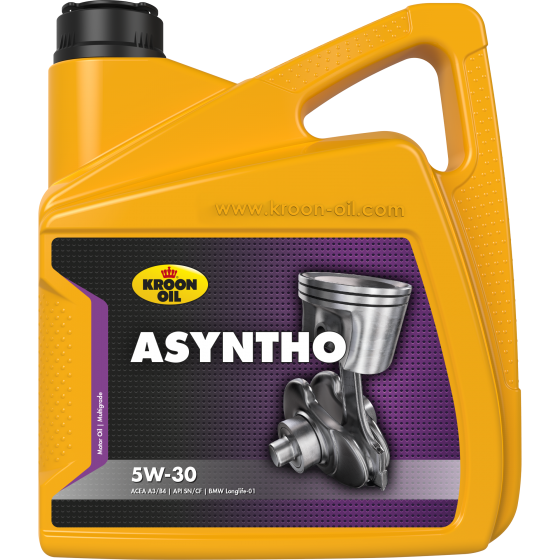 4 L can Kroon-Oil Asyntho 5W-30