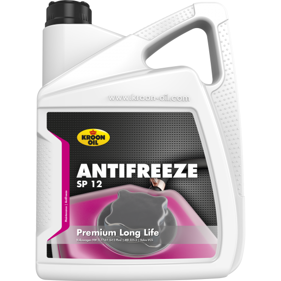 5 L can Kroon-Oil Antifreeze SP 12