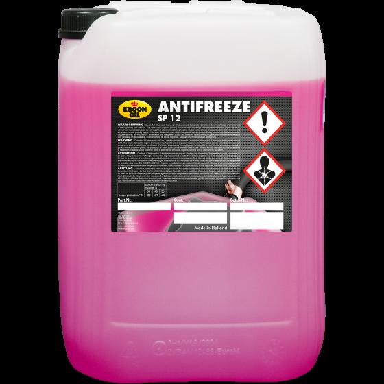 20 L can Kroon-Oil Antifreeze SP 12